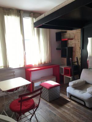 Studio meublé 17ème arrondissement