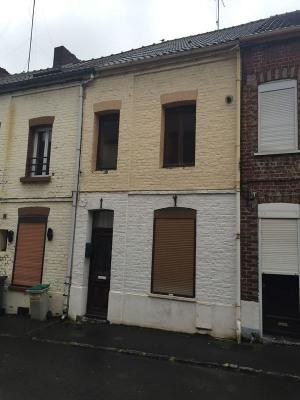 Maison de ville rénovée en impasse