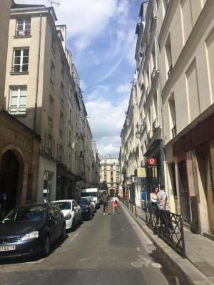 Cession de bail - Boutique - 53 m2 - Paris 4ème - Photo