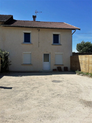 Vente maison / villa Dolomieu