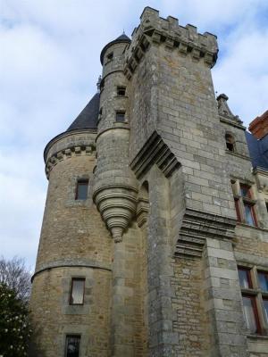 豪宅出售 - 城堡 25 间数 - 900 m2 - Quimper - Photo