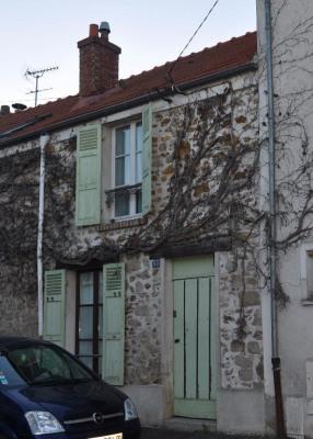 Maison de ville avec jardin à Longpont sur orge