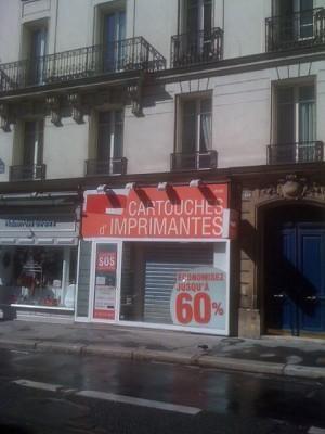 Location Boutique Paris 15ème 0