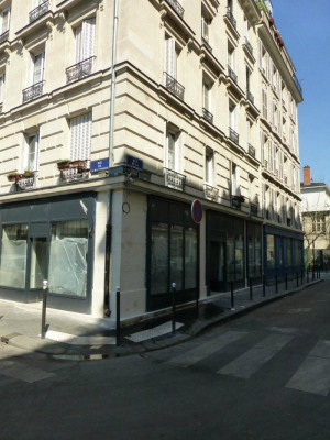 Vente Local commercial Paris 18ème
