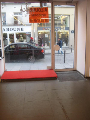 Vente Boutique Paris 2ème