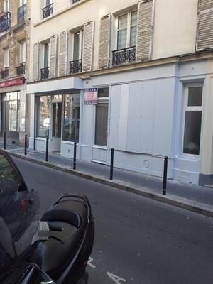 Location Local d'activités / Entrepôt Paris 17ème 0