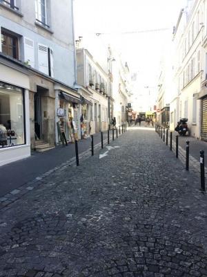 Contrato de compra e venda - Loja - 28 m2 - Paris 18ème - Photo