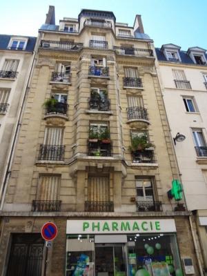 Location Appartement Paris Porte de Vanves - 31.68m²