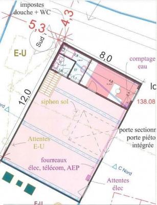 Location Local d'activités / Entrepôt Jouy-en-Josas