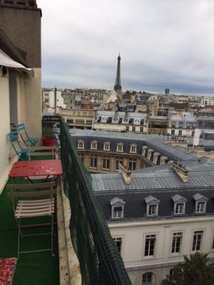 Vente appartement Paris 16ème (75016)