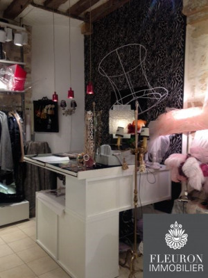 Cession de bail - Boutique - 40 m2 - Paris 6ème - Photo