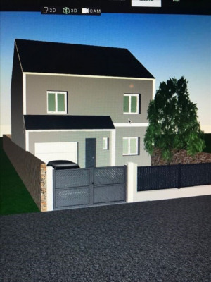 Terrain à bâtir ERAGNY - 230 m²
