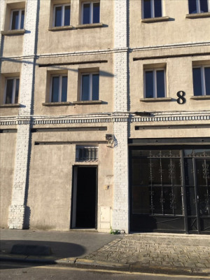 Vente Local commercial Aubervilliers