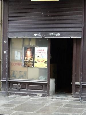 Location Boutique Paris 8ème