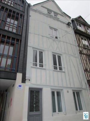 APPARTEMENT RENOVE ROUEN - 1 pièce(s) - 23 m2
