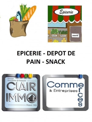 Fonds de commerce Alimentation Aix-en-Provence