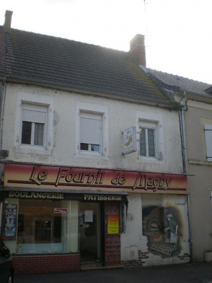 Location Local commercial Magny-Cours