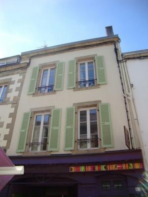 Sale apartment Quimper 74900€ - Picture 1