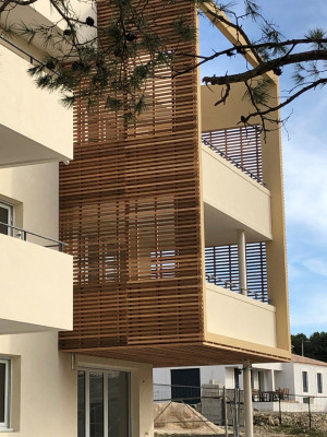 Investment property - Apartment 4 rooms - 85 m2 - Nîmes - Photo