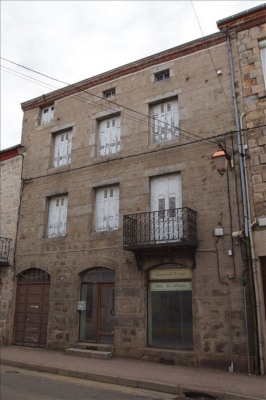 Vente immeuble Ste Sigolene
