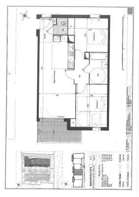 Vente appartement Auzeville Tolosane (31320)