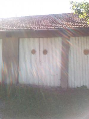Garage intérieur
