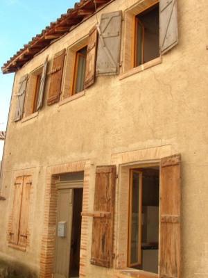 Casa de pueblo 2 piezas