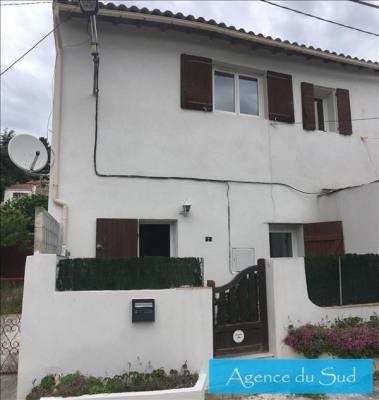 Maison village + terrasse