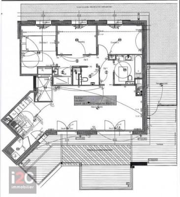 T4 attique dernier etage
