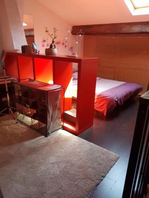 Appartement dans petit immeuble toulousain