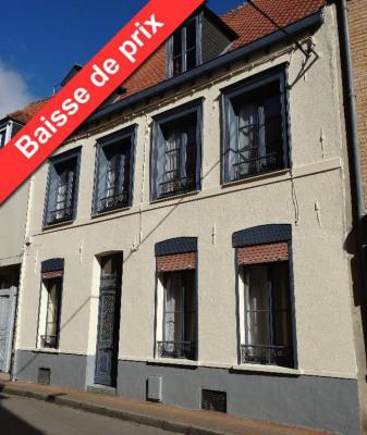 Maison * 5 pièces * 130 m² * 62500 Saint OMER * 136 500euro