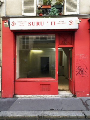 Location Boutique Paris 10ème