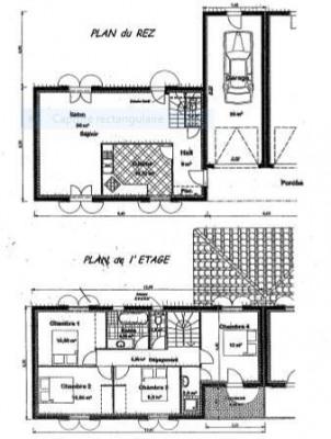 Maison 5 pièces