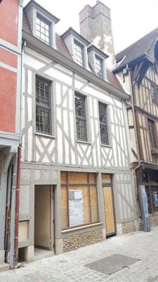 Location - Appartement 2 pièces - 48 m2 - Troyes - Photo
