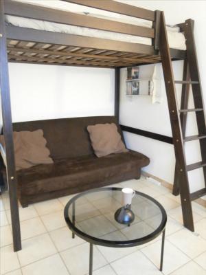 Studio meublé proche centre