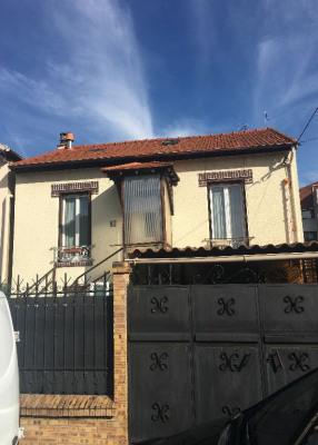 Maison indépendante - Agencement 2 logements