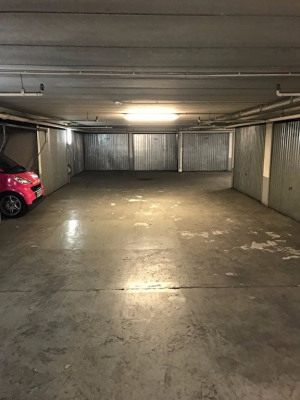 Parking box - quartier alésia - jean moulin