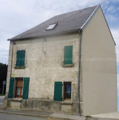 Maison Saint Omer En Chaussee 3 pièce(s) 62 m2
