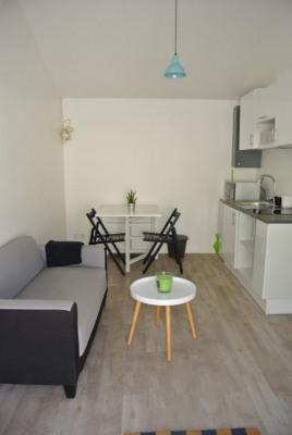 Appartement T1 BIS avec jardin et place de parking