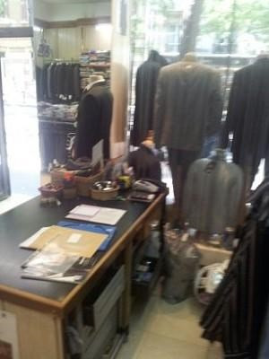 Fonds de commerce Prêt-à-porter-Textile Paris 14ème 0