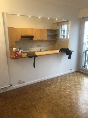 Vente - Appartement 2 pièces - 48 m2 - Paris 17ème - Photo