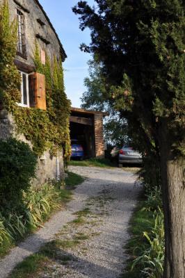 Maison de village Suze