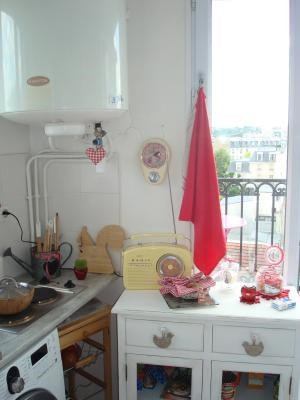 Rental apartment Le raincy 700€ CC - Picture 8