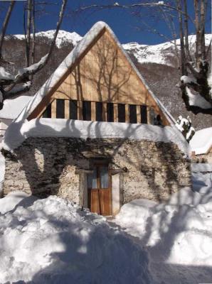 Grange à rénover Cazeaux de Larboust