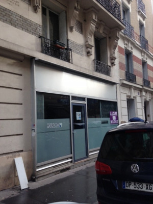 Location boutique Paris 15ème (75015)