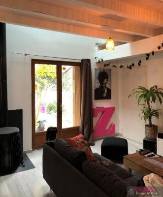 Idéal premier achat – T4 – garage - jardinet Ayguesvives Secteur §