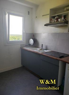 Vente - Appartement 3 pièces - 58 m2 - Evry - Photo