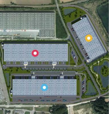 Location Local d'activités / Entrepôt Bruyères-sur-Oise