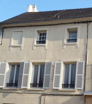 Vente appartement Luzarches