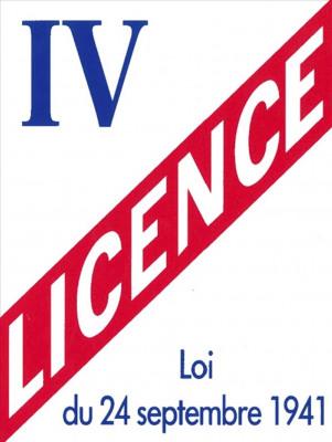 BAR Licence IV